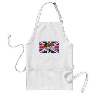 Prince George - William & Kate Standard Apron