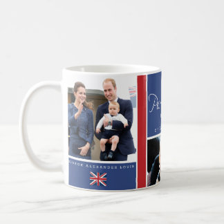 Prince George - William & Kate Coffee Mug