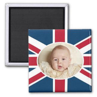 Prince George - William & Kate Magnet