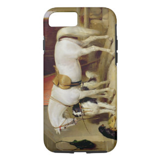 Prince George's Favourites (oil on canvas) iPhone 7 Case