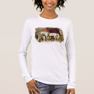 Prince George's Favourites (oil on canvas) Long Sleeve T-Shirt
