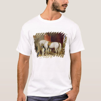 Prince George's Favourites (oil on canvas) T-Shirt