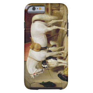 Prince George's Favourites (oil on canvas) Tough iPhone 6 Case
