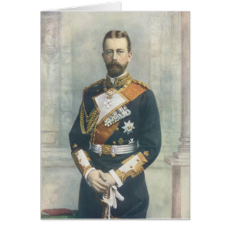 Prince Henry Of Prussia Card