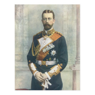 Prince Henry Of Prussia Postcard