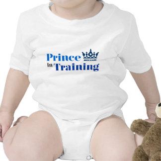 Prince in Training - Royal Baby Bodysuit