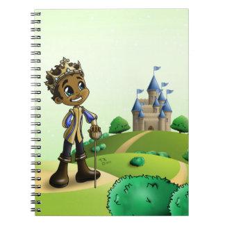 """Prince Jamal"" Note Book"