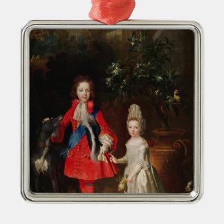 Prince James Francis Edward Stuart Christmas Ornament