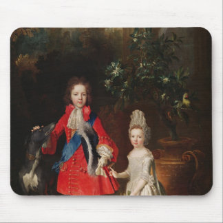 Prince James Francis Edward Stuart Mouse Pad