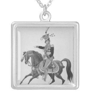 Prince Jozef Antoni Poniatowski Silver Plated Necklace