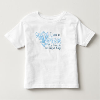 Prince King of Kings toddler boys t-shirt