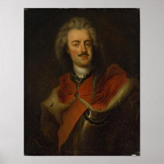 Prince Leopold of Dessau Poster