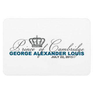 Prince of Cambridge George Alexander Louis Flexible Magnet