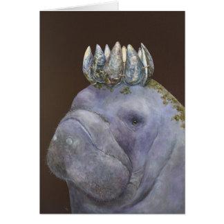 Prince of the Purple Manatees card