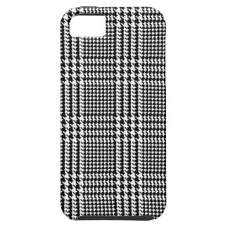 Prince of Wales Check iPhone 5 Cover