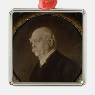 Prince Otto of Bismarck Christmas Ornament