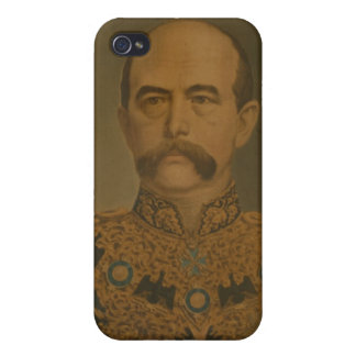 Prince Otto von Bismarck in Diplomat's Uniform Case For The iPhone 4