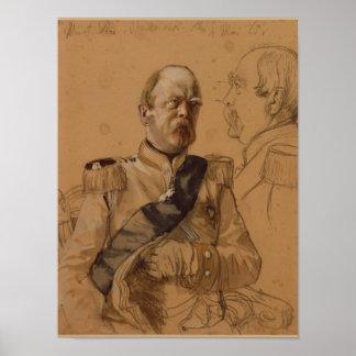 Prince Otto von Bismarck Print