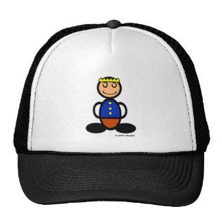 Prince (plain) cap