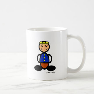 Prince (plain) coffee mug