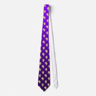 Prince & Princess Purple Gryphon Royal Mens Tie