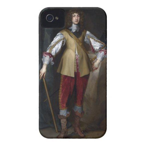 Prince Rupert of the Rhine iPhone 4 Case-Mate Case