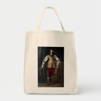 Prince Rupert of the Rhine Grocery Tote Bag