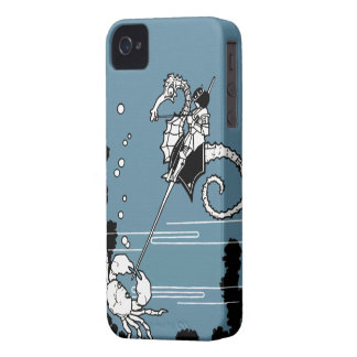Prince & The  Seahorse Case-Mate iPhone 4 Cases