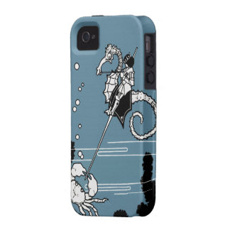 Prince & The  Seahorse iPhone 4 Case