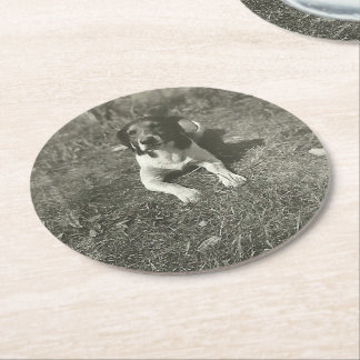"""Prince"" Vintage Photo Coasters"