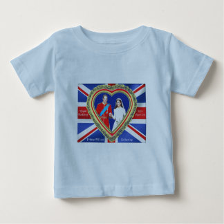 Prince William and Catherine Royal Wedding T Shirt