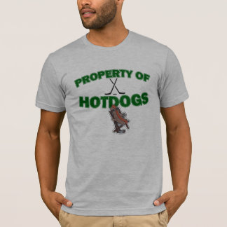 Prince William C League Hot Dogs T-Shirt
