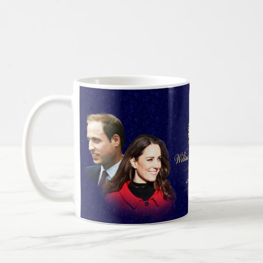 Prince William & Catherine Mug