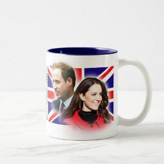 Prince William & Kate Middleton Mug