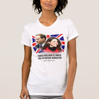 Prince William - Kate Middleton Wedding Shirt
