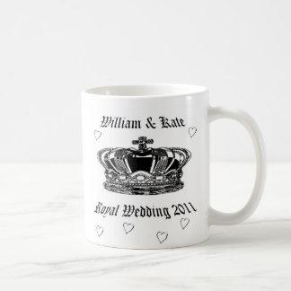 Prince William & Kate .Royal Wedding 2011 Coffee Mugs