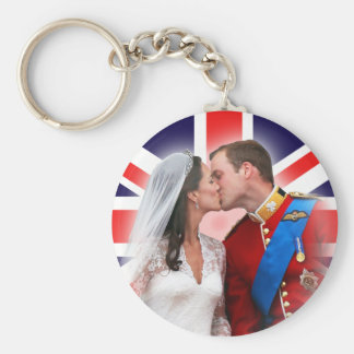 Prince William & Kate Royal Wedding Keychain