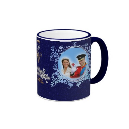Prince William & Princess Catherine Wedding Mug