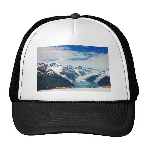 Prince William Sound Alaska Trucker Hat