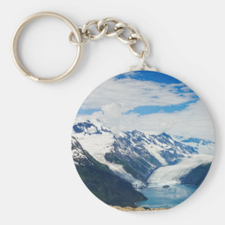 Prince William Sound Alaska Keychain