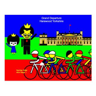 Prince William starts Stage 1 Postcards