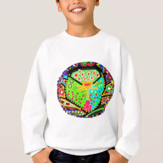 Princes Dianna Diamond Heart Sweatshirt