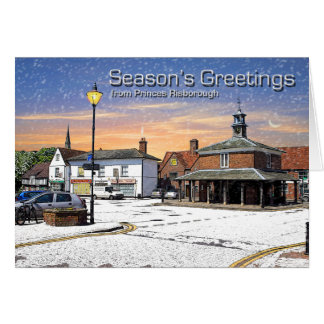 Princes Risborough Christmas Card