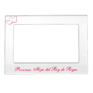 Princesa Magnetic Picture Frame