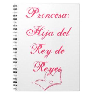 Princesa Note Books