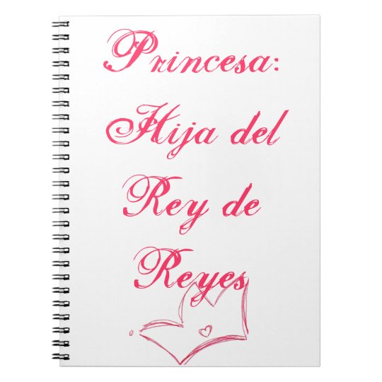 Princesa Notebooks