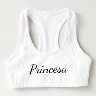Princesa (Princess) Sports Bra
