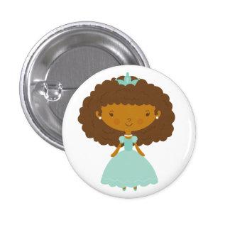 Princess 3 Cm Round Badge