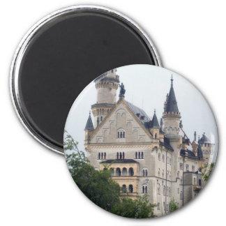 Princess 6 Cm Round Magnet