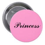 Princess 7.5 Cm Round Badge